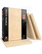 Arteza Wood Panels