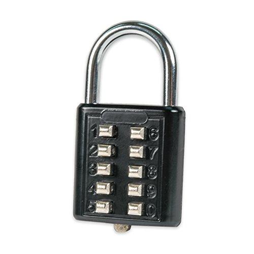 FJM Security SX 579 Combination Padlock