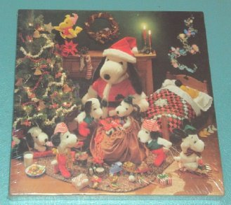 A Snoopy Christmas 500 Piece Jigsaw Puzzle