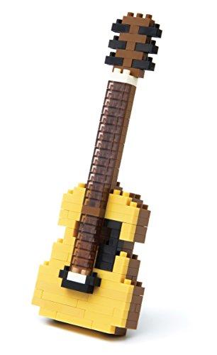 (Kawada NBC-096 Kawada Nano Block Acoustic Guitar (NBC-096) Building Kit)