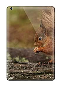 For Anna Paul Carter Ipad Protective Case, High Quality For Ipad Mini/mini 2 Squirrel Skin Case Cover