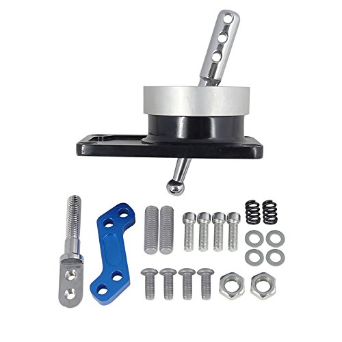 Spec-D Tuning SS-MST83-RS Spec-D Short Shifter Chrome
