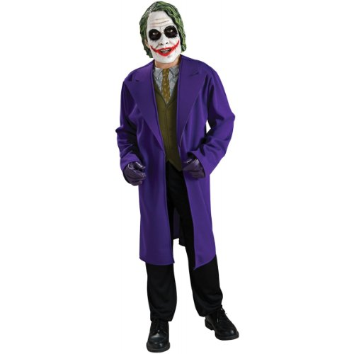 Batman The Dark Knight Joker Costume Boy - Child -