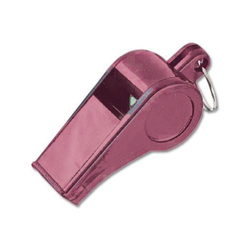 Regular Athletic Specialties WSB Plastic Whistle Dozen Pack Pink
