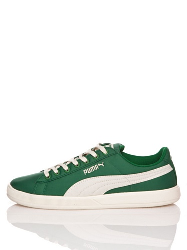 how much for sale cheap choice Puma Men's Sports Shoes Green / White buy online authentic 8kyvoHs