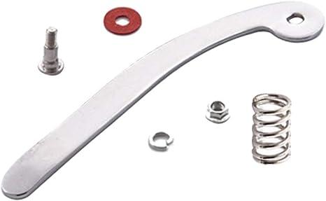 Tremolo Vibrato Bridge Tailpiece Parts Manivela Para Guitarra ...