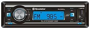 Roadstar RU-200PLL - Radio para coche (FM, Digital, BL, LCD, Negro, MMC, SD) , color: Black (importado)