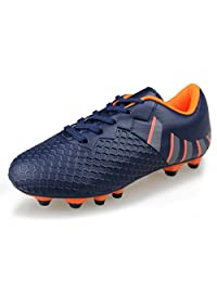 Hawkwell Athletic Zapatos cómodos de fútbol para Niños Niñas
