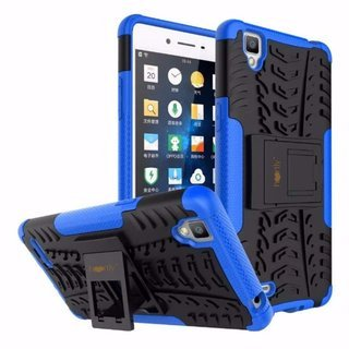 new products 06ad0 3a60c Gulwan Kickstand Diffender Cover For Vivo Y51L Back: Amazon.in ...