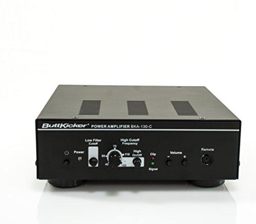 Amplifier Buttkicker - ButtKicker BKA-130-C 90W Mini Transducer Power Amplifier with Wired Remote
