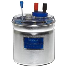 """American Educational Electric Calorimeter, with Insulated Handle, 6 Volt, 10 Minutes, 4"""" Diameter x 7"""" Height"""