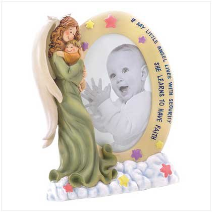 Amazon.com - Mother Angel Photo Frame - Single Frames