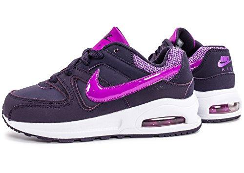 Nike Mädchen Air Max Command Flex Ltr Ps Sneaker Violet