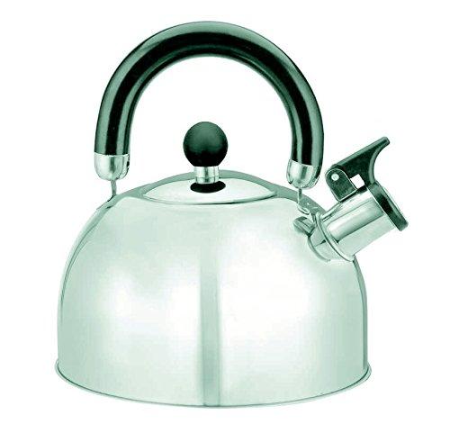 Wasserkessel Flö tenkessel Teekanne Teekessel Wasserkocher mit Flö te 2, 7 Liter