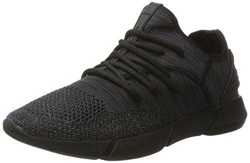 Tamboga Herren G-60 Sneaker, Schwarz (Schwarz)