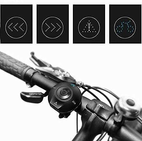 pour Une Meilleure Visibilit/é de Nuit Sac /à Dos signalisation LED pour Cyclistes eelo Cyglo