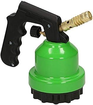 ORGAZ Hornillo de Gas, 1 Foco, para Camping, Cartuchos de ...