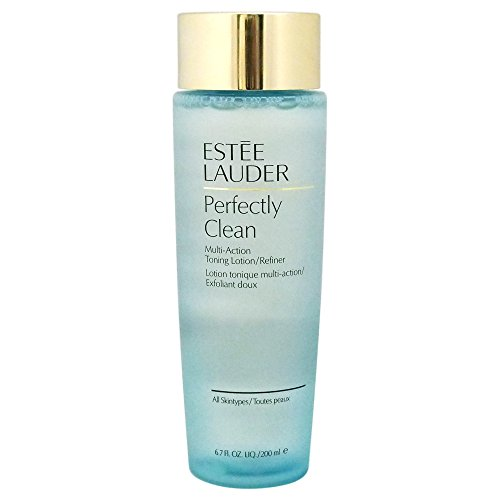 Price comparison product image Estee Lauder Perfectly Clean Multi-action Toning Lotion & Refiner, 6.7 Ounce