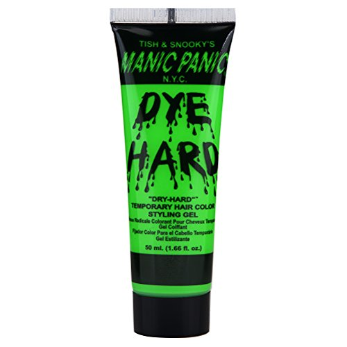 Manic Panic Electric Lizard Dye Hard Temporary Hair Color Styling Gel - Hair Color Styling Gel