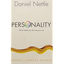 Personality: What Makes You the Way You Are (Oxford Landmark Science)