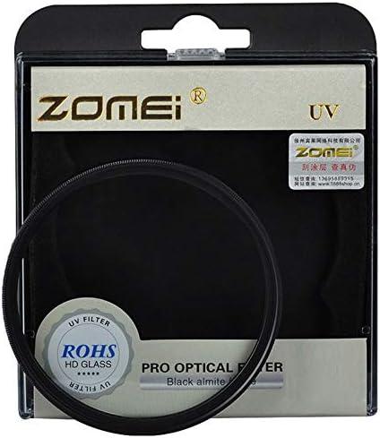 مرشحات كاميرا - زوماي 49/52/55/58/62/67/72/77/82 واقي عدسة مرشح الأشعة فوق البنفسجية أصلي من الأشعة فوق البنفسجية من أجل Canon لكاميرا OLYMPUS (77 مم)