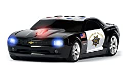 Road Mice Camaro Highway Patrol Wireless Optical Mouse (HP-11CHCCUXH)