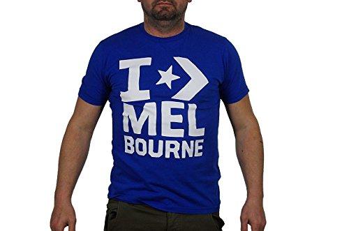 Converse New Bourne T-shirt Neu Gr M Herren Swear