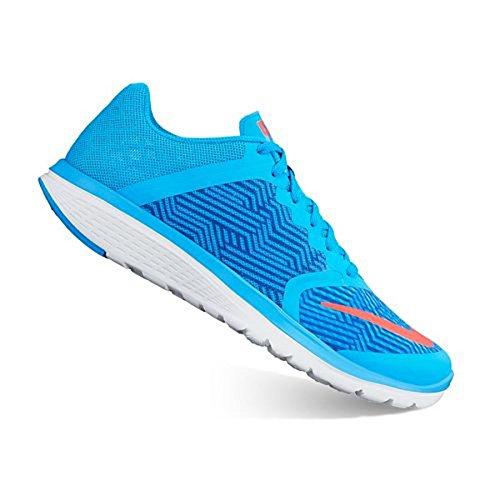 Nike Womens 844670 Scarpa Da Corsa Alla Caviglia Color Blu