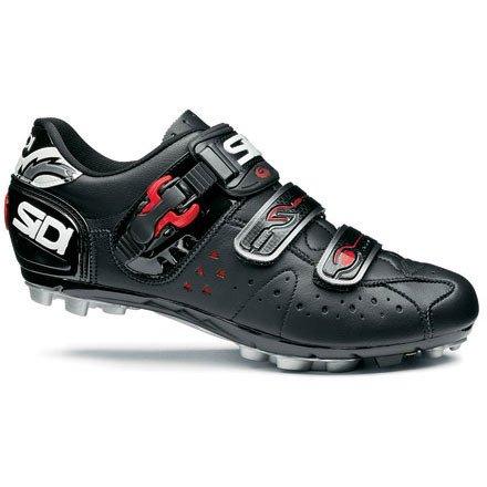 Sidi Women's Dominator 5 Shoes Black/Black, 37.0