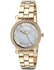 Michael Kors Womens Quartz Stainless Steel Casual Watch, Color:Gold-Toned (Model: MK3682)