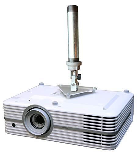 (PCMD, LLC. Projector Ceiling Mount Compatible with Optoma UHD300X UHD350X UHD40 UHD50 UHD51 UHD51A with NPT Adapter)