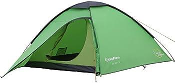 KingCamp 3-Person 3-Season Lightweight Waterproof Pop up Camping Tent