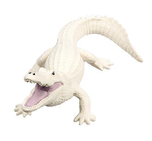 Safari Ltd  Wild Safari Wildlife White Alligator