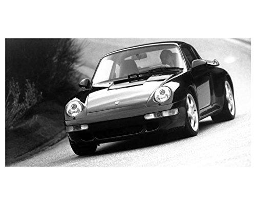 1996 Porsche 911 993 Turbo Automobile Photo Poster