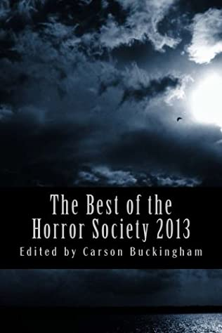 book cover of The Best of The Horror Society 2013
