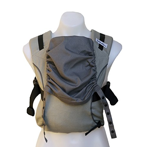 Catbird Baby Pikkolo Baby Carrier, Zephyr by Catbird Baby