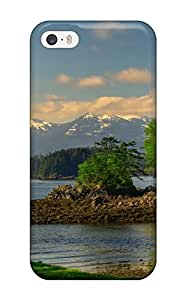 MaritzaKentDiaz Fashion Protective Lakeside House Case Cover Case For HTC One M8 Cover