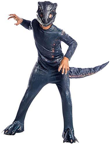 Rubie's 641273-S Unisex-Children Child's Indoraptor Costume, Small