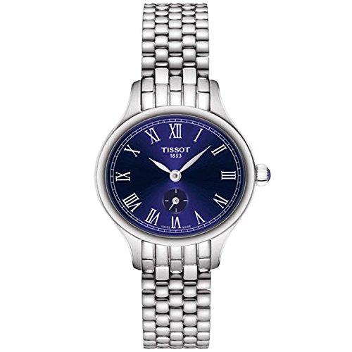 Tissot Bella Ora Piccola Blue Dial Ladies Watch T103.110.11.043.00