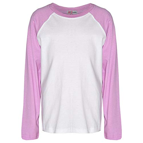 contraste A2z 8 6 liso Kids color 10 Edad Unisex en os Conjunto A de 13 12 9 5 11 Rosa Pj Beb Pijamas 4 7 FrzZwqF