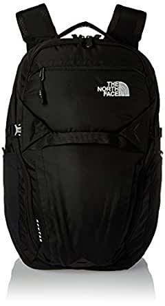 """The North Face Router Laptop Backpack 17"""" (One_Size, TNF Black)"""