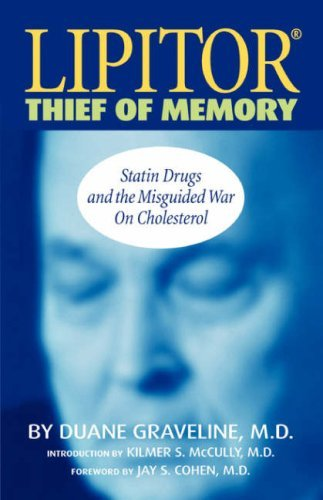 by-duane-graveline-lipitor-thief-of-memory-1st-first-edition-paperback