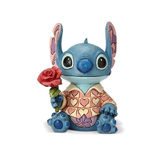 Enesco Disney Traditions Stitch Valentine
