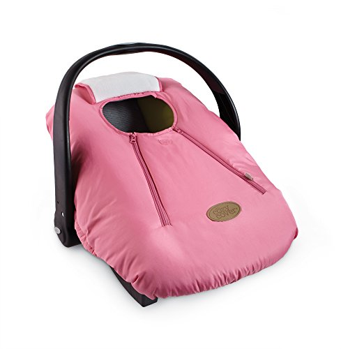 Canopy Infant Blankets (Cozy Cover - Infant Car Seat Cover (Pink))