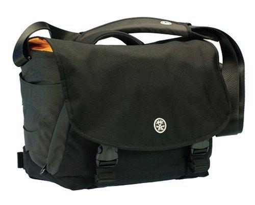 Crumpler THE BRAZILLION DOLLAR HOME Photo Laptop Backpack Shoulder Bag (Gun Metal/Black/Orange)