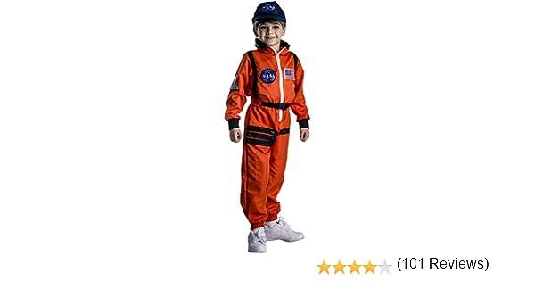 Dress Up America Disfraz de Explorador de la NASA para niños ...