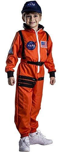 [NASA Explorer, Size Toddler 4] (Astronaut Costumes Toddler)