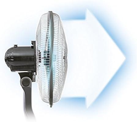 Rowenta Essential VU4110F0 Ventilador de pie con 3 velocidades de ...