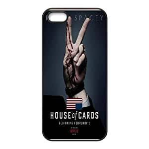 2014 TV Series House of Cards Hard Plastic phone Case for iPhone 5/5S Cases RCX099318