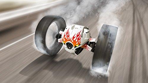 Parrot Jumping Race MiniDrone - Jett (White)